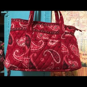 Vera Bradley Quilted bag